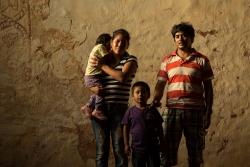 Familia Chiquitana en San José de Chiquitos